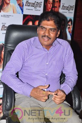bengal tiger producer radha mohan interview stills