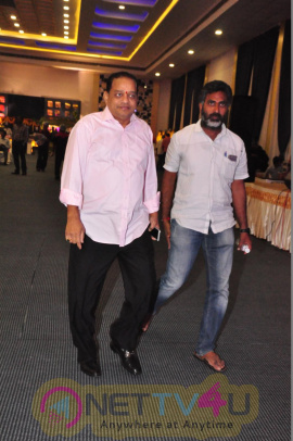 Celebrities At Producer Raja Reddy Son Reception Pics Telugu Gallery