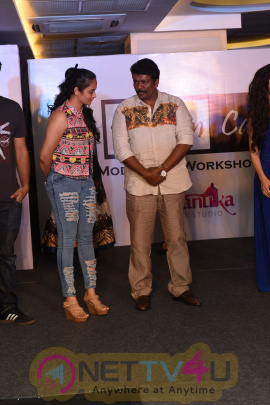 Celebs At Dreeam Cast Modelling Workshop 2016 Photos Tamil Gallery