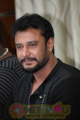 Challenging Star Darshan Handsome And Exclusive Pics Kannada Gallery