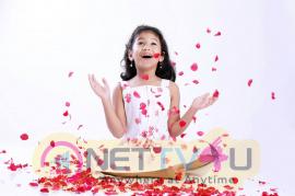 Child Actress Baby Sathanya Acting Movies Extraordinary Photos