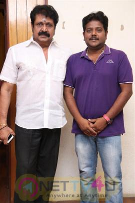 Chinnathirai Nadigar Sangam Press Meet Photos Tamil Gallery