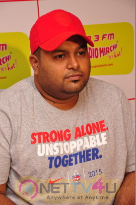 Chuttalabbayi Telugu Movie Song Launch At Radio Mirchi Delightful Photos Telugu Gallery