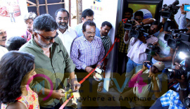 Cinematographer P C Sreeram Launched India's Second Telegraph Museum Tamil Gallery