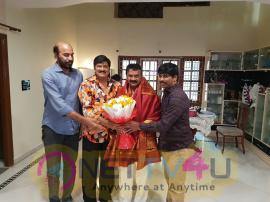 Cinematography Minister Talasani Srinivas Yadav Birthday Photos Telugu Gallery