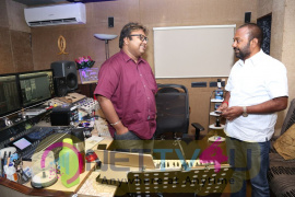 Congratulations To Composer D. Imman Celebrate Photos Tamil Gallery