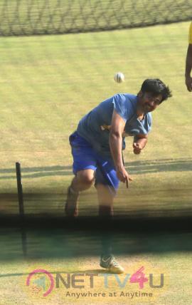 CCL 2016 Kochi Match Practice Images