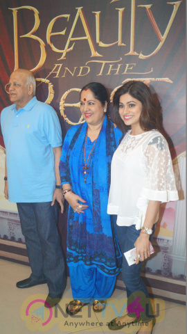 Celebrities Attending Disney India Beauty & The Beast Musical Attractive Photos Hindi Gallery