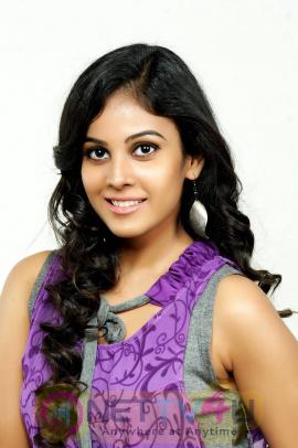 chandini stills from chitram bhalare vichitram movie