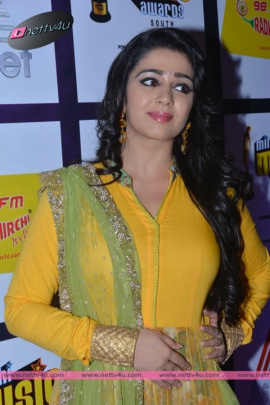 Cute Pictures of Charmy Kaur Telugu Actress