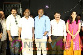 Charuseela Telugu Movie Teaser Launch Images