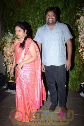 Chiranjeevis Second Daughter Sreeja Marriage Wedding Reception Event Stills Telugu Gallery