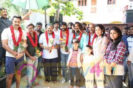 Dhanush To Helm Director's Hat To Direct Rajkiran Titled PowerPaandi An Seanroldan Musical Tamil Gallery