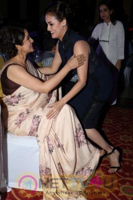 Dia Mirza & Tisca Chopra At Fund Raising For Medical Treatment Of Underprivileged Children Event Stills Hindi Gallery
