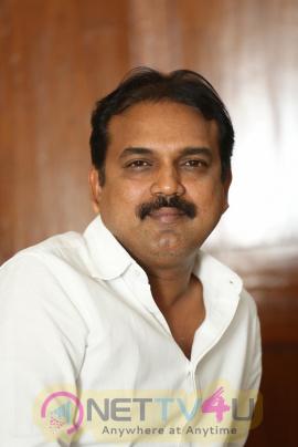 Director Koratala Siva Interview Good Looking Photos Telugu Gallery