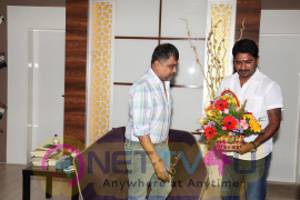 Director Lingusamy Launched Bongu Movie Teaser Photos Tamil Gallery