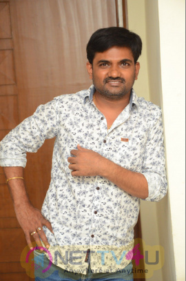 Director Maruthi Interview Excellent Photos