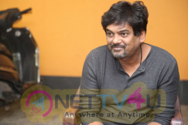 Director Puri Jagannadh Exclusive Interview Stills
