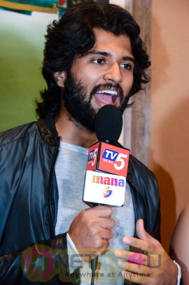 Dwaraka Movie Songs Teaser Launch Superb Photos Telugu Gallery