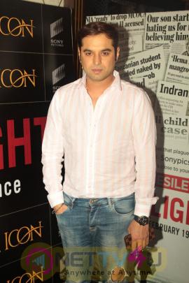 Deepak Dobriyal At Special Screening Of Hollywood Film Spotlight Stills
