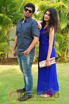Dhada Puttistha Movie First Look Launch Photos