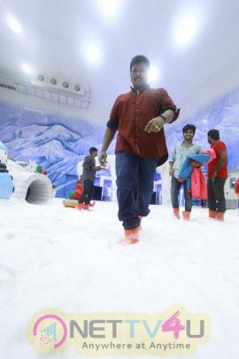 Director Radha Krishnan Parthiban Inaugurated Click Art Museum Excellent Stills Tamil Gallery