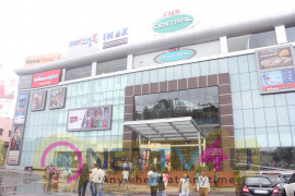 Eedu Gold Ehe Team At Vizag Cmr Mall Stills Telugu Gallery