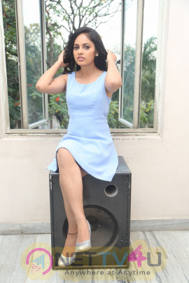 Ekkadiki Pothavu Chinnavada Teaser Launch Photos & Nandita Swetha Cute Images Telugu Gallery