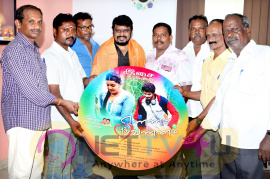 Ennam Puthu Vannam Tamil Movie Audio Launch Stills