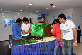 Famous Premier Leagu Announces Launch Of Telugu Thunders At Yesmart KPHB- A Celeb Cricket Team Charming Stills