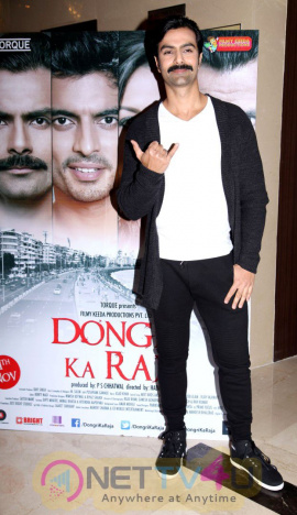 Film Dongri Ka Raja Special Screening At PVR Icon Andheri Grand Photos Hindi Gallery