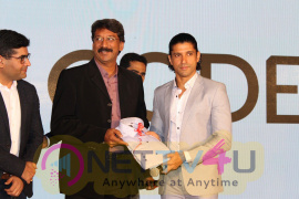 Farhan Akhtar Brand Ambassador For Code By Lifestyle Exclusive Photos Hindi Gallery