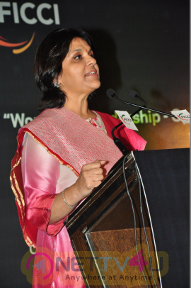 FICCI And Synchrony Women In Leadership Event Stills