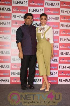 FilmFare Magzine Cover Launch With Alia Bhatt & Fawad Khan Stills Hindi Gallery