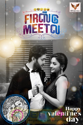 First Meetla Music Video Album Posters