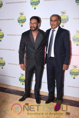 Govinda & Vivek Oberoi & Many Celebrities At Mumbaikar Festival 2016 Attractive Photos