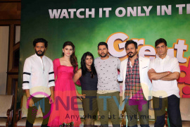 Great Grand Masti Press Conference Amazing Stills