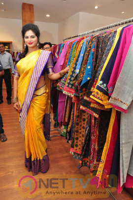 Gallerys Of Shrujan Kutchhi Hand Embroidery Expo Launch Telugu Gallery