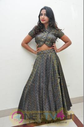 Hot Actress Kamna Singh Photo Shoot At Telugu Movie Thikka Audio Launch