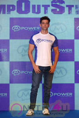 Hrithik Roshan At The Launch Of Mpower's Everyday Heroes Campaign Exclusive Photos Hindi Gallery