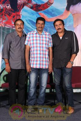 Hyper Movie Press Meet Excellent Photos Telugu Gallery
