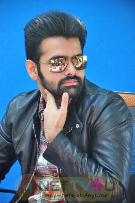 Hero Ram Pothineni New Stills
