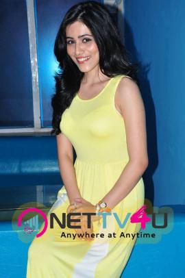 hot actress gazal somaiah at haveli coffee shop opening images