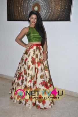 hot daksha nagarkar at hora hori movie audio launch photos