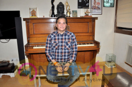 Images Of Music Composer Lalit Pandit Promoting Film Shorgul Hindi Gallery