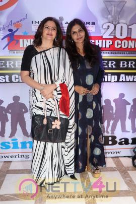 India Leadership Conclave 2016 Award Ceremony Amazing Photos Hindi Gallery