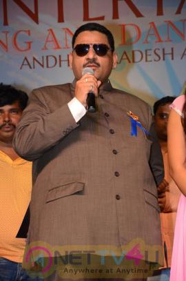 Indian Entertainment League (IEL) Logo Launch Dazzling Images Telugu Gallery