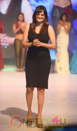 INIFD Fashion Show At St Andrews Exclusive Images Hindi Gallery