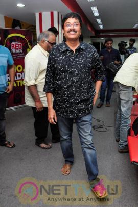 Intlo Deyyam Nakem Bhayam Audio Launch At Red FM 93.5 Stills