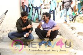 ISM Movie Nandamuri Kalyan Ram And Puri Jagannath Working Stills